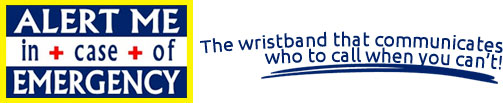 Emergency & Medical Wristbands