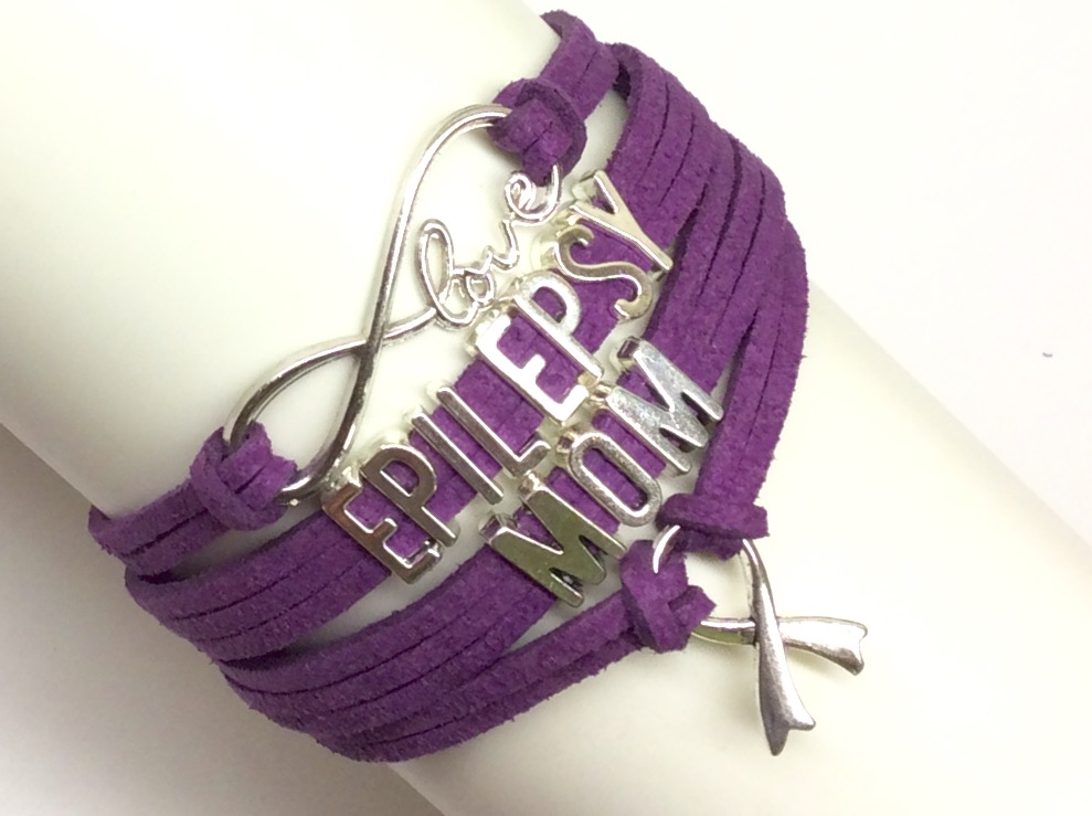 Mom Bracelet Epilepsy